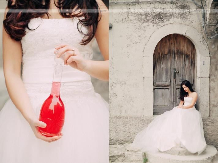 immagine artistica di matrimonio Firenze