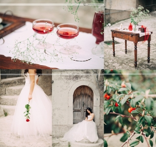 Bridal Session in Molise