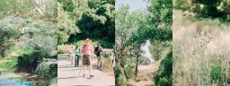Trekking in Chianti