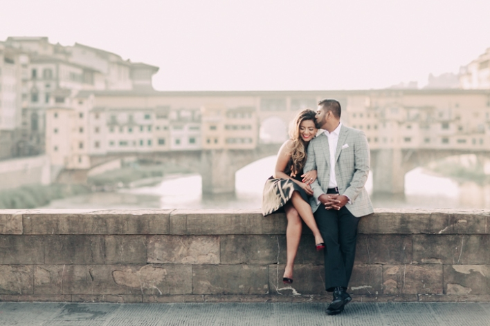 Honeymoon Session in Florence
