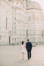 Honeymoon Photography Session in Florence